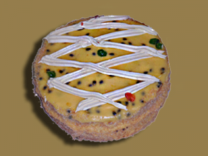 Granadilla Buttercream
